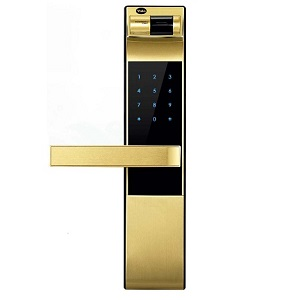 Yale YDM 4109 Gold