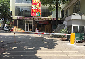 du an lap dat barie BS 306 tai Thai nguyen